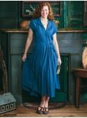 Cecelia Dress in Teal | April Cornell