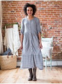 Daylily Dress in Grey | April Cornell - SOLD OUT