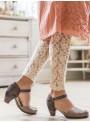 Pip Leggings in Ecru by April Cornell