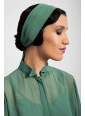 Garland Headpiece in Emerald - SOLD OUT
