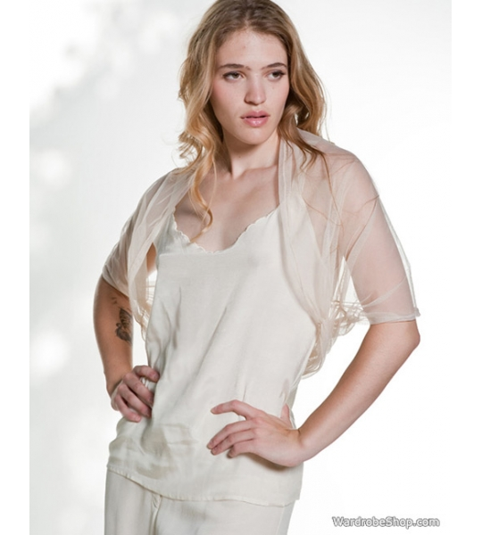 Elastic Back Matching Camisole by Nataya - SOLD OUT