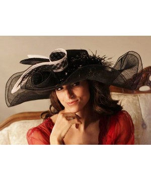 Lady Katharine hat by Louisa Voisine Millinery