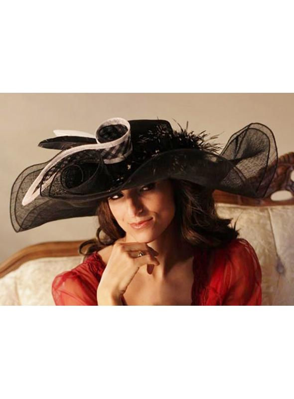 Lady Katharine hat by Louisa Voisine Millinery - SOLD OUT