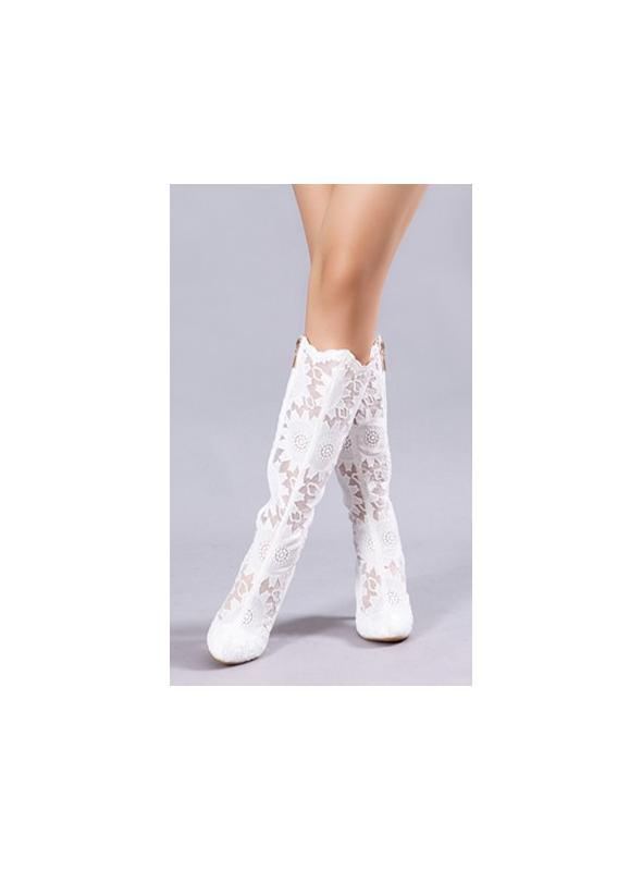 Cowboy Princess Vintage Boots - NZ_L318