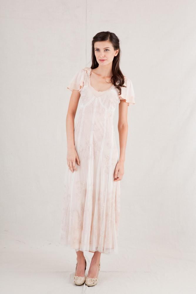Nataya Romantic Vintage Style Wedding Dress 40169 Buy