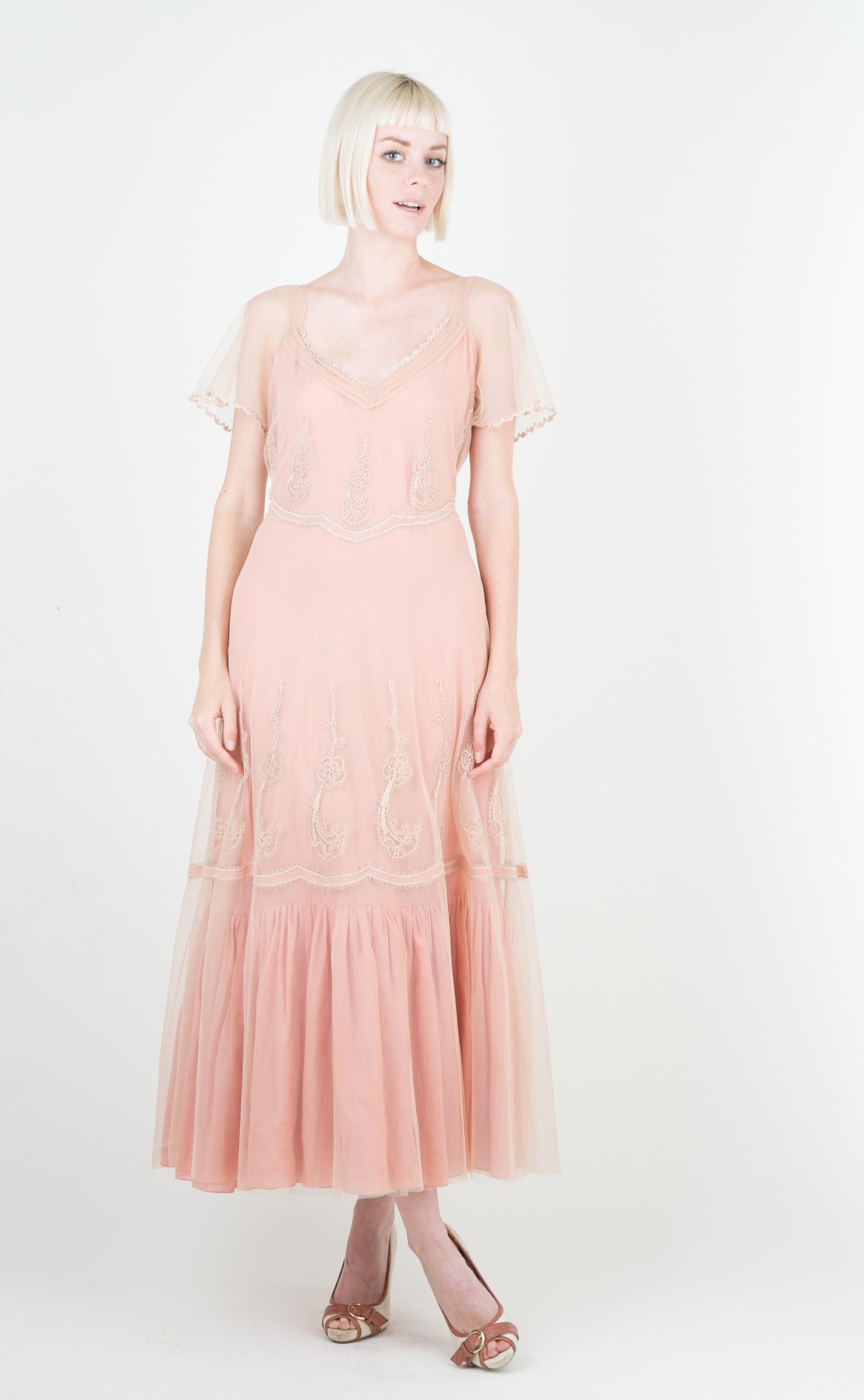Nataya Sweet Vintage Bride Dress - 40192 Buy Nataya Dresses at the WS