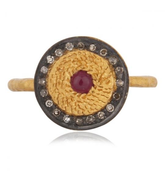 Almas Ring - DWSDR0022SLDIRB