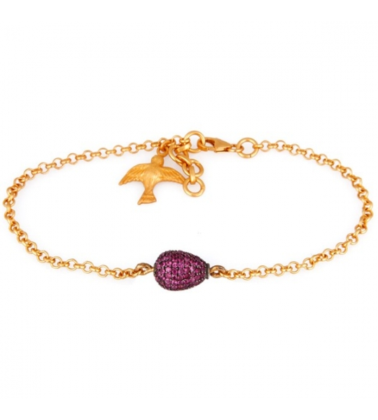 Almas Bracelet - DWSDB0279SLRB