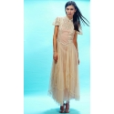 Edwardian Victoria Wedding Dress in Butter by Nataya - SOLD OUT