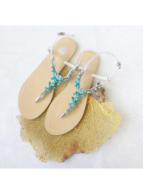 Selvie Bridal Sandals