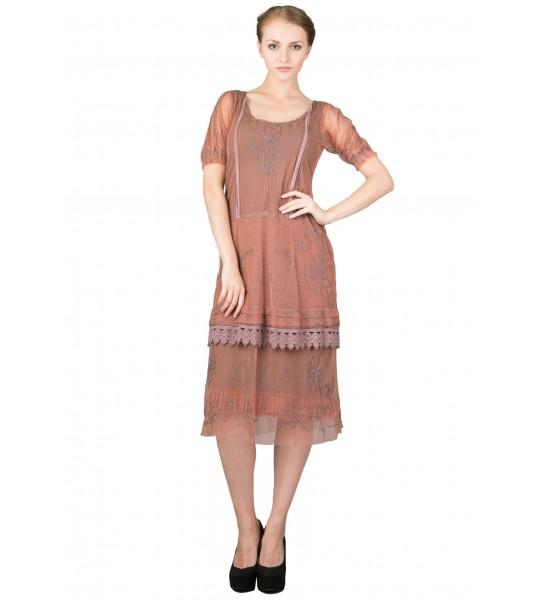 Lady Sybil Vintage Inspired Tea Party Dress by Nataya