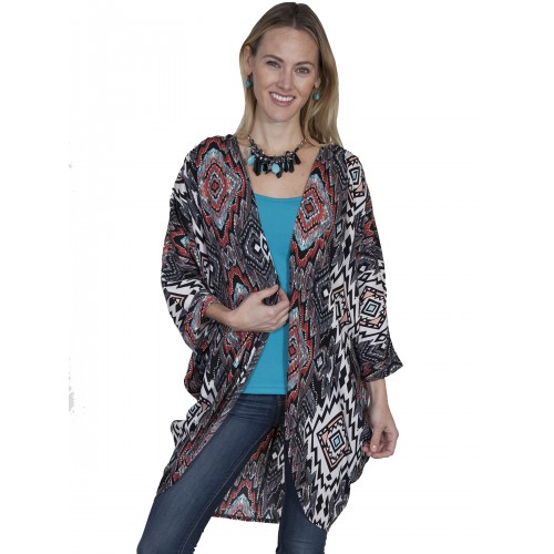 Prairie Lighweight Cover-Up in Multi