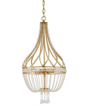 Ingenue Chandelier by Currey and Company