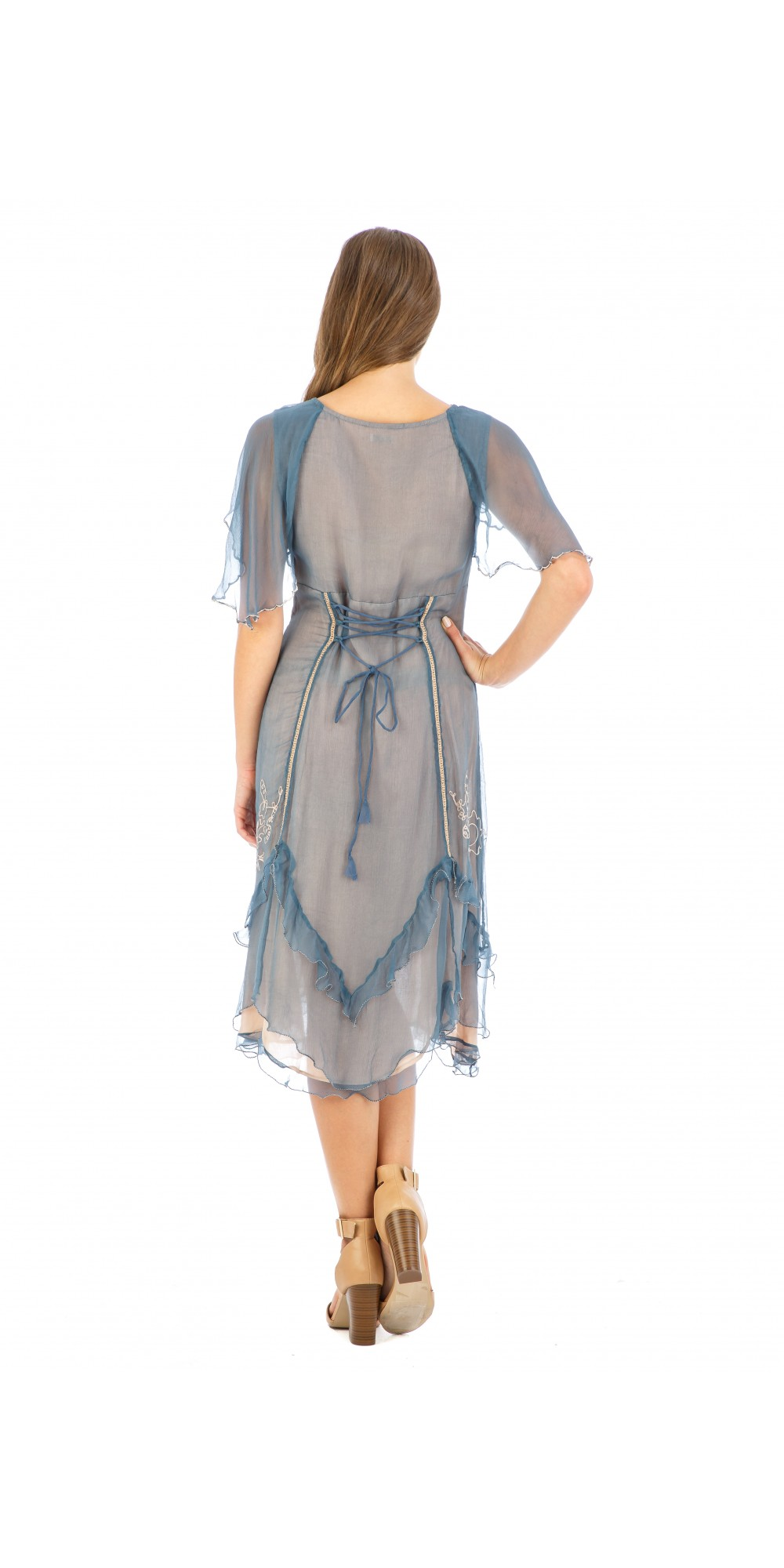 Age Of Love Jacqueline Al 241 Vintage Style Party Dress In