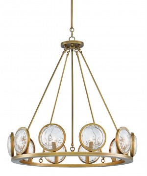 MarjieScope Chandelier by Currey and Company