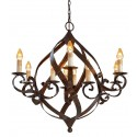 Gramercy Chandelier 9528 by Currey and Company