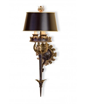 The Duke Wall Sconce by Currey and Company
