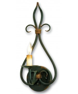 Icon Wall Sconce by Currey and Company