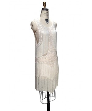 Roaring Twenties Cocktail Party Dress in Crystalline by The Deco haus