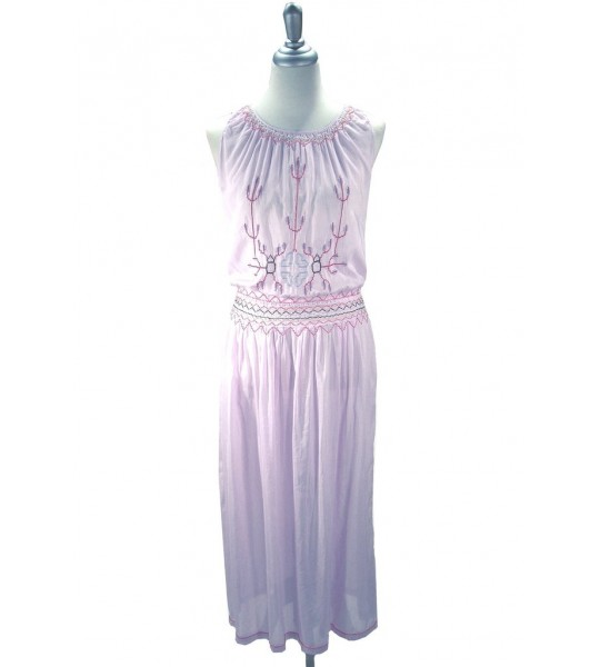 Romantic 1920s Inspired Dress in Lavender by The Deco Haus