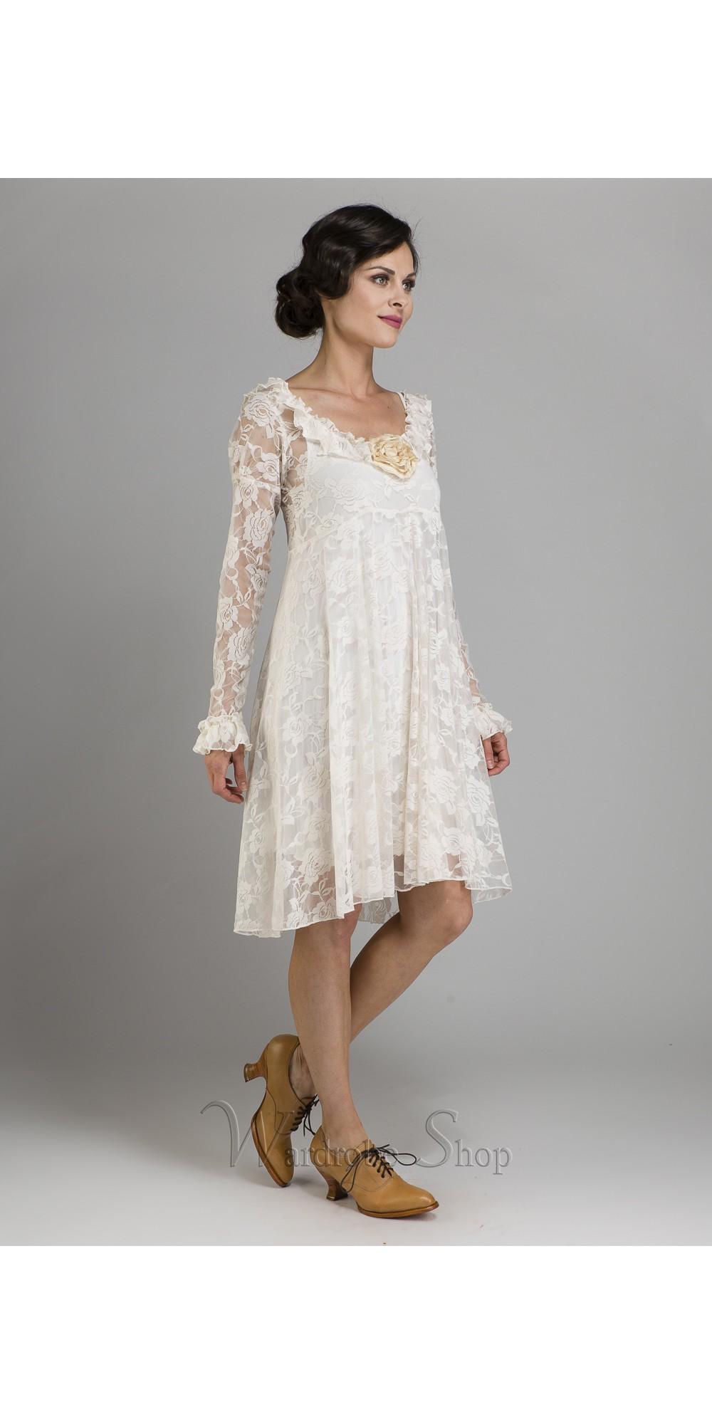 631c5b770ab Camelot Romantic Flitry Dress by Marrika Nakk