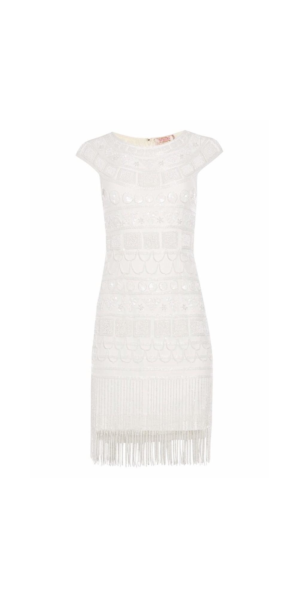 Plus Size Gatsby Dress