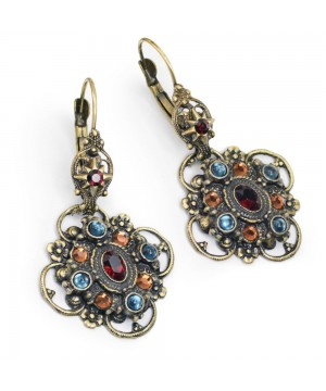 Renaissance Jewel Earrings