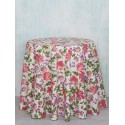 Cherry Pie Cotton Round Tablecloth | April Cornell- SOLD OUT