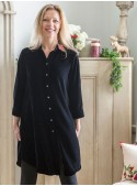 Bette Tunic in Black | April Cornell - SOLD OUT