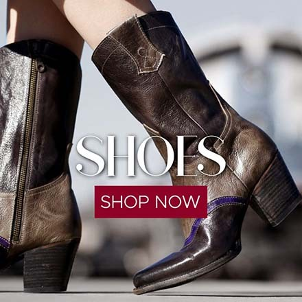 Vintage Style Shoes and Boots