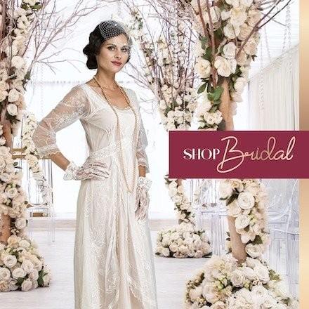 Bridal Dresses at Wardrobe Shop